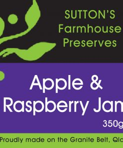Apple-Raspberry-Jam
