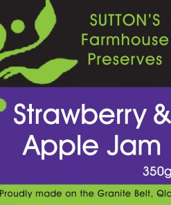 Strawberry-Apple-Jam