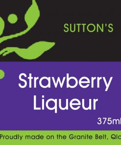 Strawberry-Liqueur