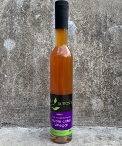 Oaked Apple Cider Vinegar from Suttons Farm